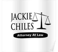 Seinfeld - Jackie Chiles Attorney At Law Poster