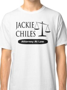 Seinfeld - Jackie Chiles Attorney At Law Classic T-Shirt