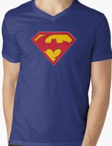 DCc Mash Up 3 Mens V-Neck T-Shirt