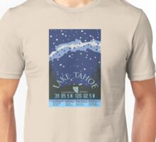 Lake Tahoe. Unisex T-Shirt