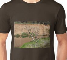 Red Cliffs Tree Unisex T-Shirt