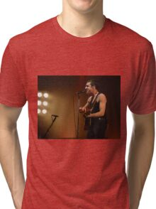 Miles Kane The Last Shadow Puppers Tri-blend T-Shirt