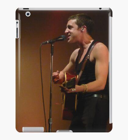 Miles Kane The Last Shadow Puppers iPad Case/Skin