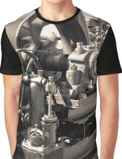 Swiftness of Wheels Graphic T-Shirt