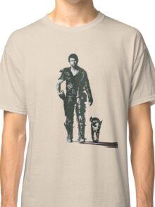 MAD MAX - The Road Warrior Custom Poster Classic T-Shirt