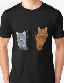 Warrior cats - Power of Three 2  Unisex T-Shirt