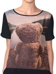 Photography Collection Women's Chiffon Top