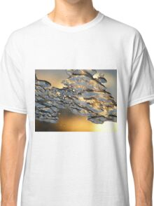 Icy Sunset Classic T-Shirt