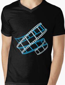 Photo film roll Mens V-Neck T-Shirt