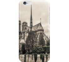 Notre Dame Cathedral - Paris iPhone Case/Skin
