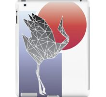 Fractal Crane iPad Case/Skin