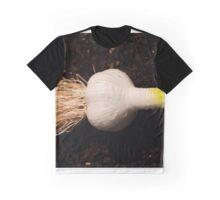 Fresh Garlic Graphic T-Shirt