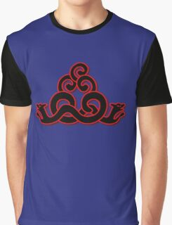 Medieval Deco inspired fantasy Tee Graphic T-Shirt