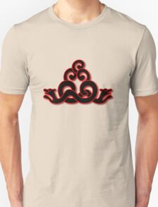 Medieval Deco inspired fantasy Tee T-Shirt