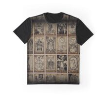 Tarot Graphic T-Shirt