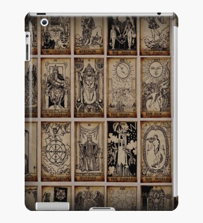 Tarot iPad Case/Skin