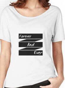F.A.E (Forever And Ever) Women's Relaxed Fit T-Shirt