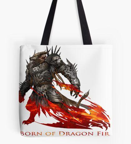 Guild Wars 2 - Born of Dragon Fire Tote Bag