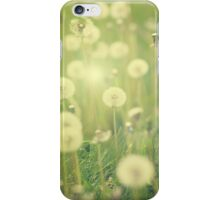 Their time is brief iPhone Case/Skin