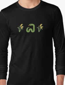 Snake in the Grass Long Sleeve T-Shirt