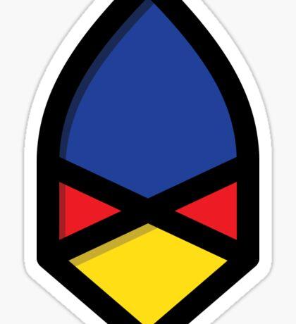 Falco Simplistic Sticker