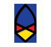 Falco Simplistic Art Print