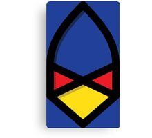 Falco Simplistic Canvas Print