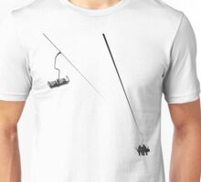 The Chairlift Unisex T-Shirt