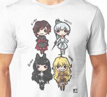 Team Rwby Chibi Unisex T-Shirt
