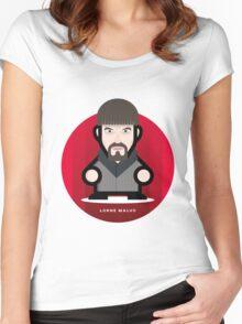 FARGO - LORNE MALVO Women's Fitted Scoop T-Shirt