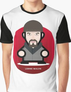 FARGO - LORNE MALVO Graphic T-Shirt