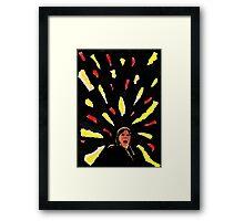 The Shout Revisited Framed Print