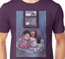 Steven Universe - Steven and Connie Winter Forecast Unisex T-Shirt