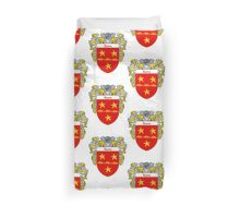 Kane Coat of Arms/Family Crest Duvet Cover