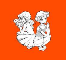 Fashion Senshi - Michiru and Haruka Unisex T-Shirt