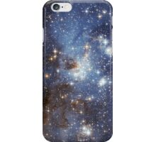 Blue Galaxy iPhone Case/Skin