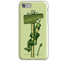 Don't Touch My Kamchatka iPhone Case/Skin