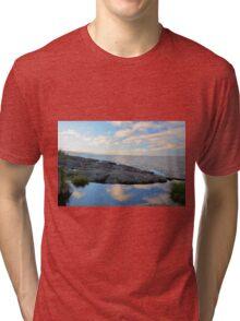 Artists Reflection Tri-blend T-Shirt