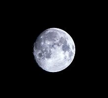 The whole of the moon by CiaoBella