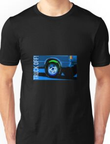 Retro Truck Wheel Unisex T-Shirt