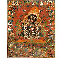 Mahakala Protector of the tent Photographic Print