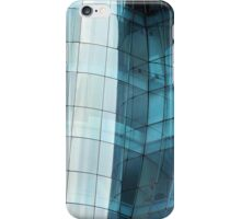 Reflections in a Curved Glass Building iPhone Case/Skin
