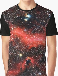 Pink Galaxy 2.0 Graphic T-Shirt