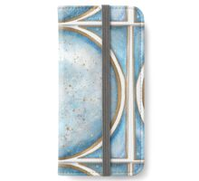 Star chart iPhone Wallet/Case/Skin