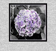 BNW Purple Hydrangea Hoodie