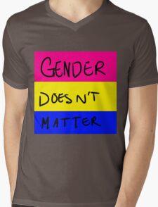 Pansexual Pride Mens V-Neck T-Shirt