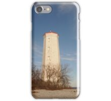 The Presqui'le Lighthouse iPhone Case/Skin