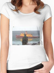 Edna G Women's Fitted Scoop T-Shirt