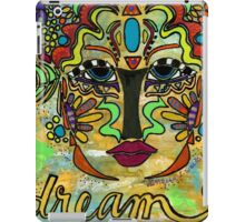 Life Dreams-Ceremonial Mask iPad Case/Skin