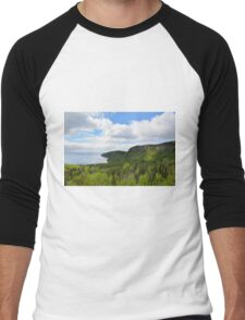 Boreal To Gitchigumi Men's Baseball ¾ T-Shirt